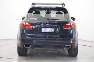 2014 Porsche Cayenne 92A MY14 Diesel Tiptronic Black 8 Speed Sports Automatic Wagon