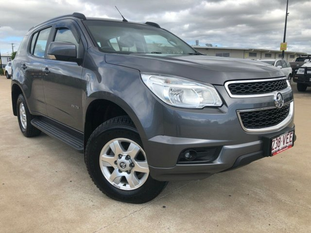 Used Holden Colorado 7 RG MY14 LT, 2014 Holden Colorado 7 RG MY14 LT Grey 6 Speed Sports Automatic Wagon