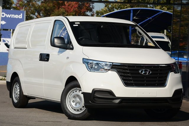 New Hyundai iLOAD TQ4 MY21 Beaudesert, 2021 Hyundai iLOAD TQ4 MY21 Creamy White 5 Speed Automatic Van
