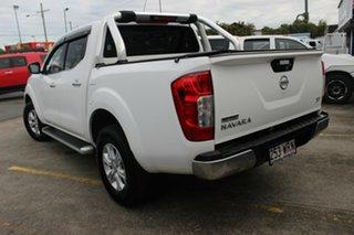 2015 Nissan Navara D23 ST 4x2 White 6 Speed Manual Utility.
