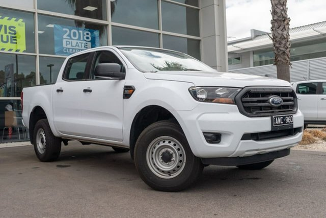 Used Ford Ranger PX MkIII 2019.00MY XL Pick-up Double Cab, 2018 Ford Ranger PX MkIII 2019.00MY XL Pick-up Double Cab 6 Speed Sports Automatic Utility