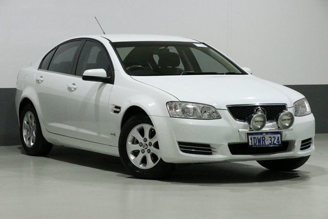 Used Holden Commodore VE II MY12 Omega, 2012 Holden Commodore VE II MY12 Omega White 6 Speed Automatic Sedan