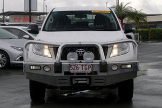2013 Toyota Landcruiser Prado KDJ150R GX White 5 Speed Sports Automatic Wagon