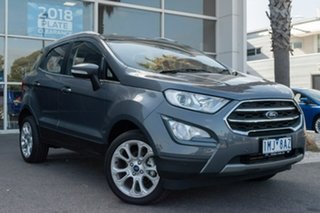 2017 Ford Ecosport BL Titanium 6 Speed Automatic Wagon.