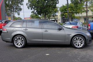 2010 Holden Berlina VE II Sportwagon Grey 6 Speed Sports Automatic Wagon.