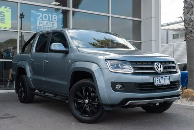 Used Volkswagen Amarok 2H MY16 TDI420 4MOTION Perm Atacama, 2016 Volkswagen Amarok 2H MY16 TDI420 4MOTION Perm Atacama 8 Speed Automatic Utility