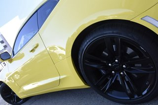 2018 Chevrolet Camaro 1AL37 MY18 2SS Bumblebee Yellow 8 Speed Automatic Coupe