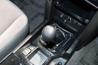 2010 Toyota Landcruiser Prado KDJ150R GX (4x4) White 6 Speed Manual Wagon