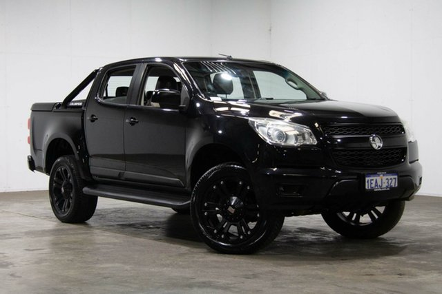 Used Holden Colorado RG MY13 LTZ Crew Cab, 2012 Holden Colorado RG MY13 LTZ Crew Cab 6 Speed Sports Automatic Utility