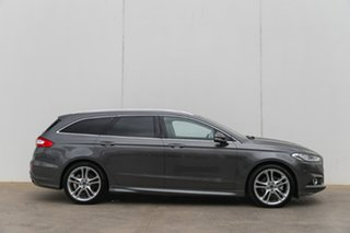 2017 Ford Mondeo MD 2018.25MY Titanium PwrShift 6 Speed Sports Automatic Dual Clutch Wagon.