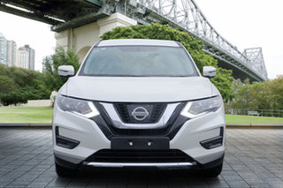 2017 Nissan X-Trail T32 ST X-tronic 2WD White 7 Speed Constant Variable Wagon.
