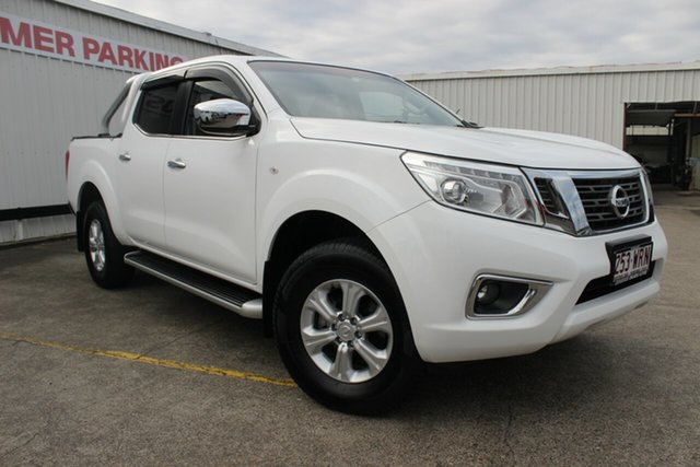 Used Nissan Navara D23 ST 4x2, 2015 Nissan Navara D23 ST 4x2 White 6 Speed Manual Utility