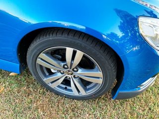 2014 Holden Ute VF MY15 SV6 Ute Blue 6 Speed Manual Utility