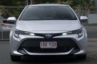 2018 Toyota Corolla ZWE211R Ascent Sport E-CVT Hybrid Premium Silver 10 Speed Constant Variable