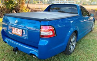 2014 Holden Ute VF MY15 SV6 Ute Blue 6 Speed Manual Utility.
