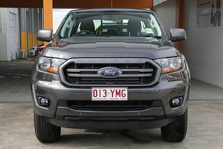 2018 Ford Ranger PX MkIII 2019.00MY XLS Pick-up Double Cab Grey 6 Speed Sports Automatic Utility