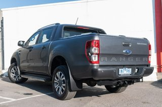 2018 Ford Ranger PX MkIII 2019.00MY Wildtrak Pick-up Double Cab Grey 6 Speed Manual Utility