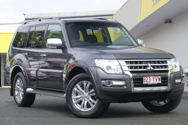Used Mitsubishi Pajero NX MY18 GLX, 2018 Mitsubishi Pajero NX MY18 GLX Grey 5 Speed Sports Automatic Wagon
