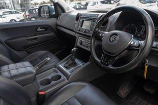 2016 Volkswagen Amarok 2H MY16 TDI420 4MOTION Perm Atacama 8 Speed Automatic Utility