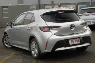 2018 Toyota Corolla ZWE211R Ascent Sport E-CVT Hybrid Premium Silver 10 Speed Constant Variable