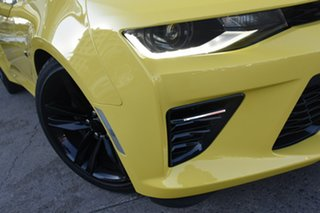 2018 Chevrolet Camaro 1AL37 MY18 2SS Bumblebee Yellow 8 Speed Automatic Coupe.