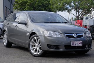 2010 Holden Berlina VE II Sportwagon Grey 6 Speed Sports Automatic Wagon