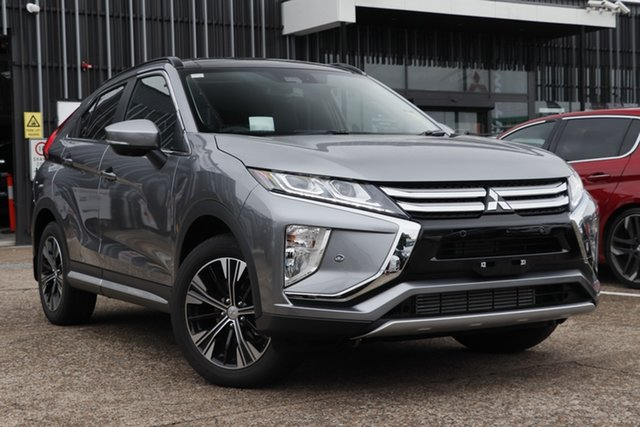 New Mitsubishi Eclipse Cross YA MY20 Exceed AWD Wantirna South, 2020 Mitsubishi Eclipse Cross YA MY20 Exceed AWD Titanium 8 Speed Constant Variable Wagon