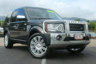 2012 Land Rover Discovery 4 Series 4 MY12 HSE CommandShift Luxury Grey 6 Speed Sports Automatic.