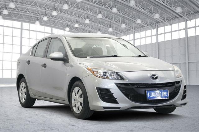 Used Mazda 3 BL10F1 MY10 Neo Activematic, 2011 Mazda 3 BL10F1 MY10 Neo Activematic Grey 5 Speed Sports Automatic Sedan