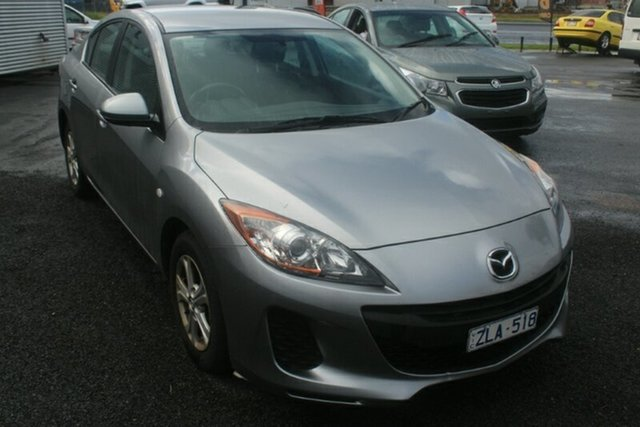 Used Mazda 3 BL10F2 Neo Activematic, 2012 Mazda 3 BL10F2 Neo Activematic Grey 5 Speed Sports Automatic Sedan