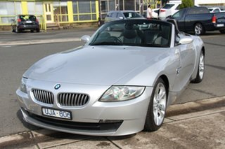 2006 BMW Z4 E85 MY06 Steptronic Silver 6 Speed Sports Automatic Roadster