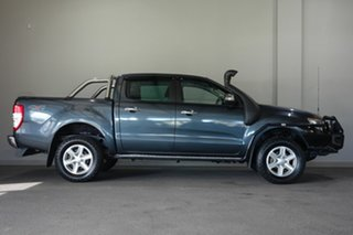2013 Ford Ranger PX XLT Double Cab Grey 6 Speed Manual Utility