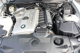 2006 BMW Z4 E85 MY06 Steptronic Silver 6 Speed Sports Automatic Roadster