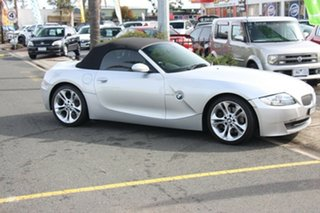 2006 BMW Z4 E85 MY06 Steptronic Silver 6 Speed Sports Automatic Roadster.