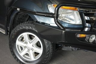 2013 Ford Ranger PX XLT Double Cab Grey 6 Speed Manual Utility.