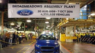 2014 Ford Falcon FG X XR6 (LPi) 6 Speed Automatic Sedan.