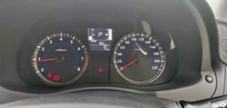 2019 Hyundai Accent RB6 MY18 Sport Chalk White 6 Speed Sports Automatic Hatchback.
