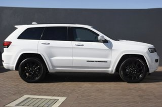 2020 Jeep Grand Cherokee WK MY20 Night Eagle Bright White 8 Speed Sports Automatic Wagon