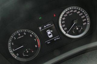 2018 Hyundai Sonata LF4 MY18 Active Silver 6 Speed Sports Automatic Sedan