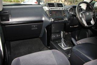 2015 Toyota Landcruiser Prado KDJ150R MY14 GXL Graphite 5 Speed Sports Automatic Wagon