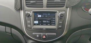 2019 Hyundai Accent RB6 MY18 Sport Chalk White 6 Speed Sports Automatic Hatchback