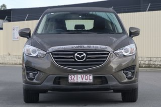2014 Mazda CX-5 KE1022 Maxx SKYACTIV-Drive AWD Sport Silver 6 Speed Sports Automatic Wagon
