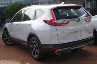 2019 Honda CR-V RW MY19 VTi-E FWD White Orchid 1 Speed Constant Variable Wagon.