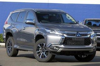 2019 Mitsubishi Pajero Sport QE MY19 GLS Titanium 8 Speed Sports Automatic Wagon.