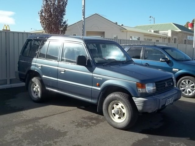 Used Mitsubishi Pajero NH GLS, 1993 Mitsubishi Pajero NH GLS 5 Speed Manual Wagon