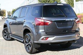 2020 Isuzu MU-X MY19 LS-U Rev-Tronic 4x2 Titanium Silver 6 Speed Sports Automatic Wagon.