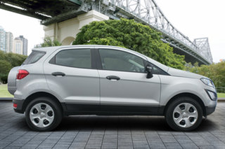 2018 Ford Ecosport BL Ambiente Silver 6 Speed Automatic Wagon.