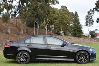 2011 Holden Commodore VE II SV6 Black 6 Speed Sports Automatic Sedan.