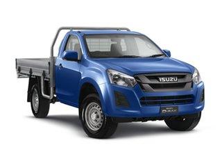 2018 Isuzu D-MAX MY18 SX 4x2 High Ride Cobalt Blue 6 Speed Sports Automatic Cab Chassis