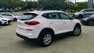 2019 Hyundai Tucson TL3 MY19 Active X 2WD Pure White 6 Speed Automatic Wagon.